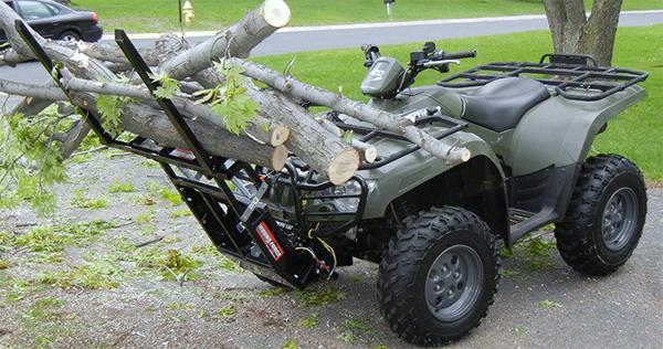 Ground Force ATV System